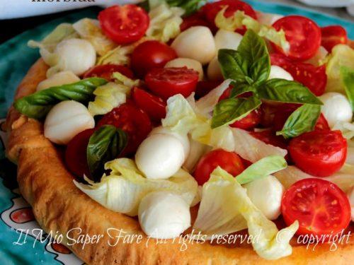 Crostata salata morbida ricetta lievitazione istantanea