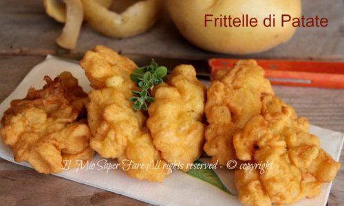 Frittelle di patate ricetta pastella perfetta e garantita