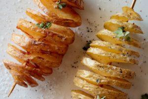 Patata Twister fatta in casa senza taglia patata a spirale