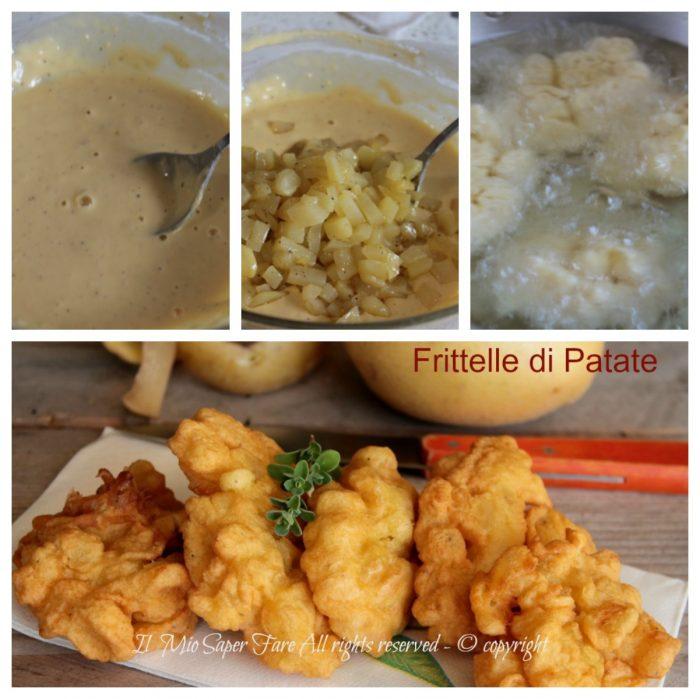 Frittelle di patate ricetta pastella perfetta il mio saper fare