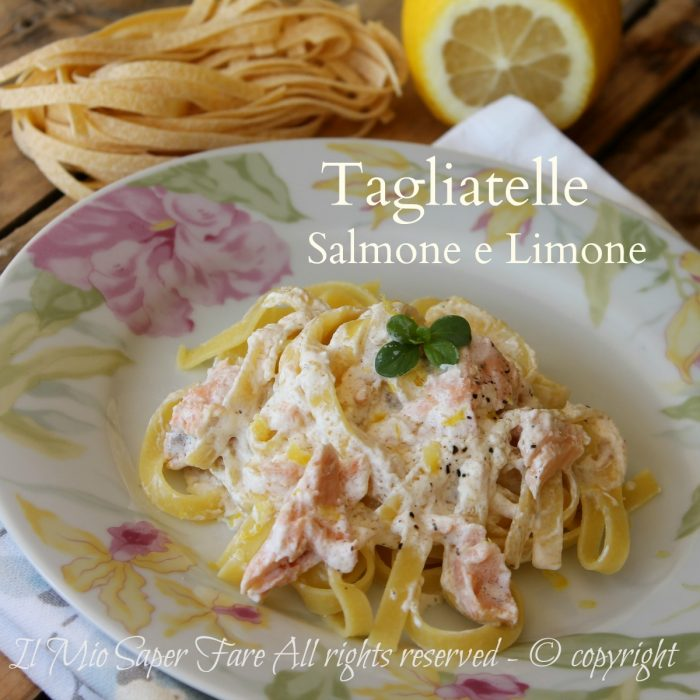 Ricetta pasta carbonara limone