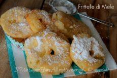 Frittelle di mele ricetta con pastella facile e veloce il mio saper fare