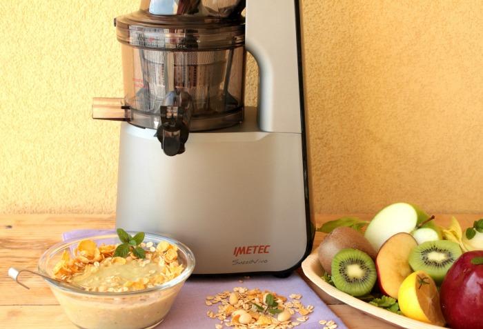 Sostitutivo del pasto fatto in casa leggero sano e buono for Imetec estrattore
