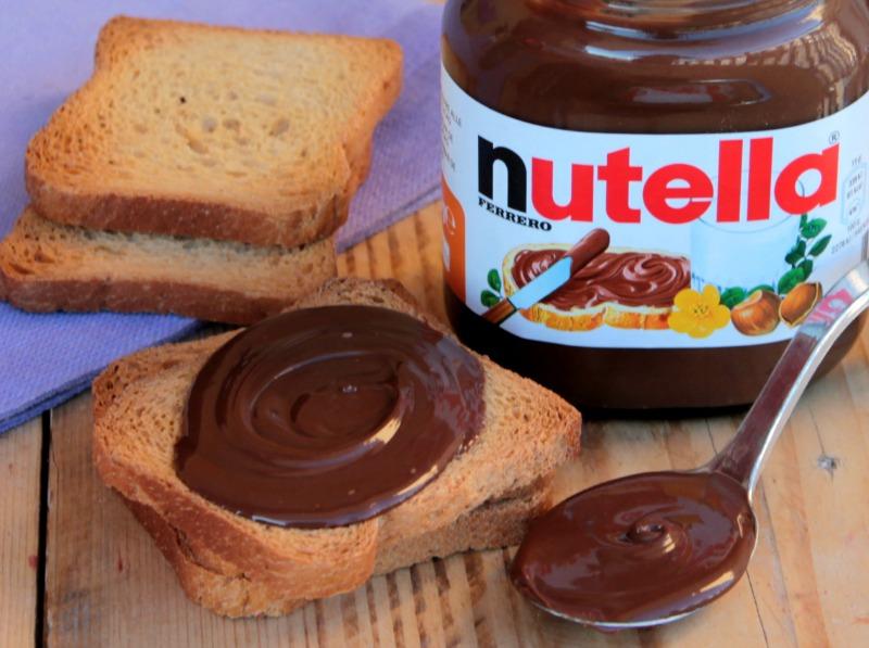 Video Mini Tiramisù con Nutella