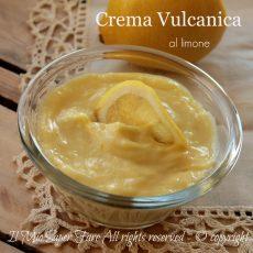Crema Vulcanica crema pasticcera con metodo vulcanico ricetta il mio saper fare