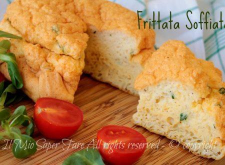 Frittata soffiata al forno ricetta facile e veloce | Il Mio Saper Fare