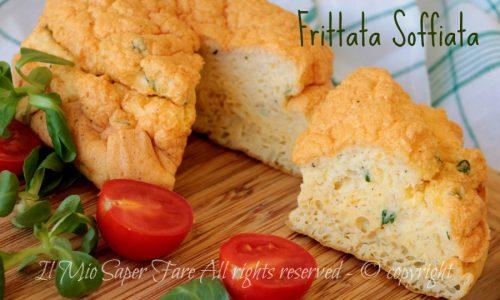 Frittata soffiata al forno ricetta facile e veloce   Il Mio Saper Fare