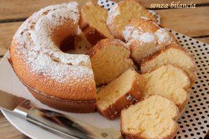 Torta mappazzone al limone soffice e veloce    Dolce senza bilancia