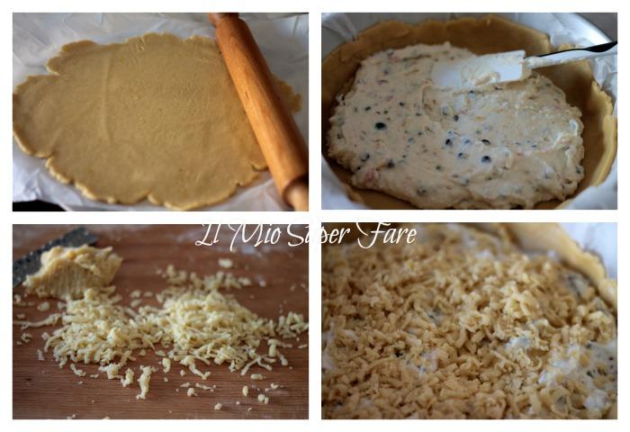 cassata siciliana al forno ricetta il mio saper fare