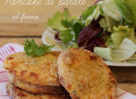 Pancake di patate salati croccanti e filanti ricetta facile