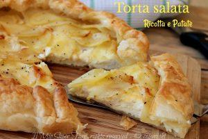 Rustico con ricotta e patate – torta salata strepitosa!