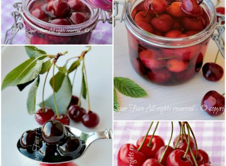 Come conservare le ciliegie e le amarene in modo sicuro