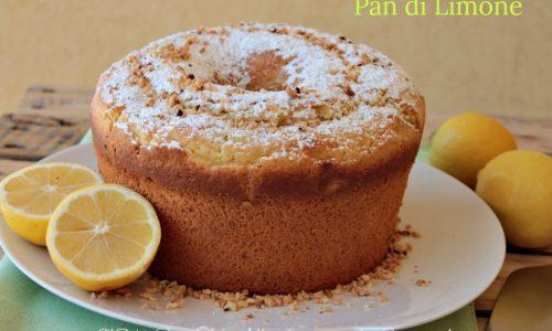 Pan di limone ricetta torta da forno facile e buona