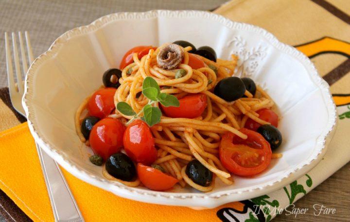 Spaghetti alla Sangiuannin ricetta pugliese | Spaghettata di mezzanotte il mio saper fare