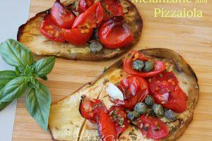 Melanzane alla pizzaiola a fette ricetta facile