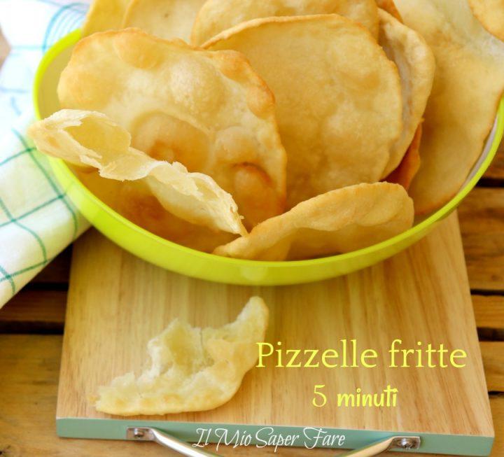 Pizzelle fritte senza lievitazione in solo 5 minuti il mio saper fare