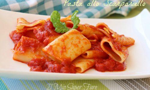 Pasta allo scarpariello pasta semplice ricetta napoletana