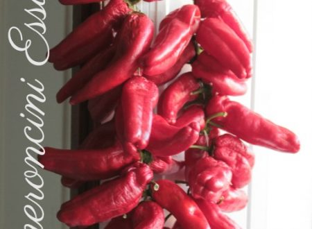 Come essiccare i peperoncini per conservarli
