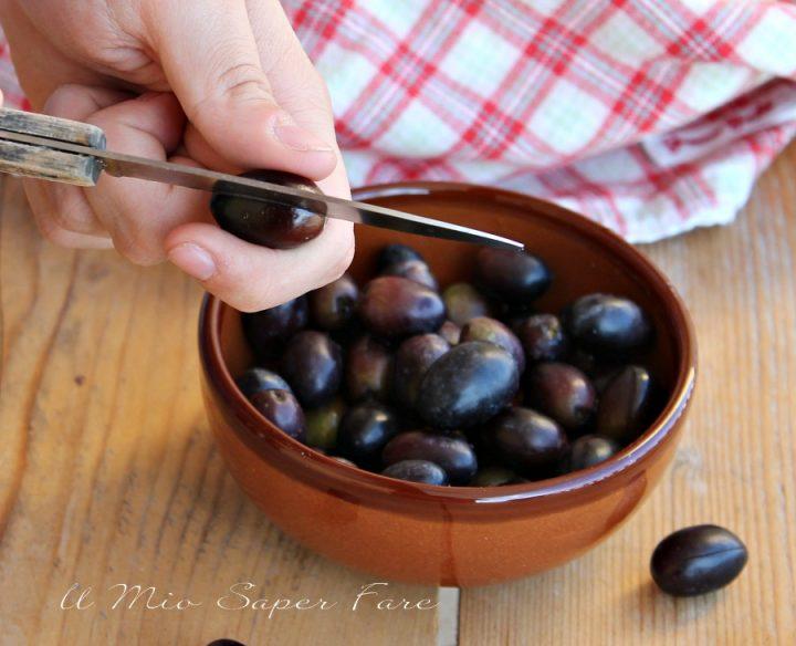 Olive intaccate ricetta calabrese delle olive monacali il mio saper fare