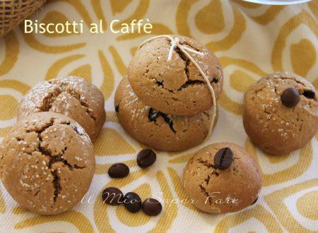 Biscotti al caffè ricetta facile e veloce