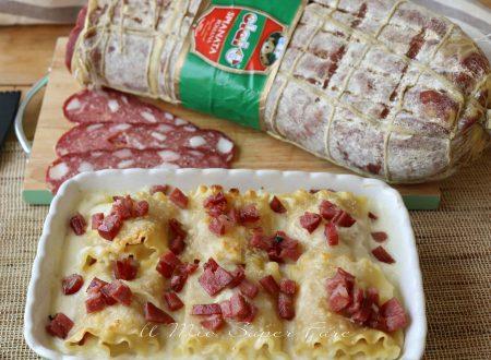 Lasagna Rolls con spianata romana Clai