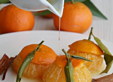 Clementine caramellate ricetta veloce