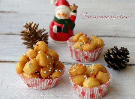 Sannacchiudere ricetta struffoli tarantini