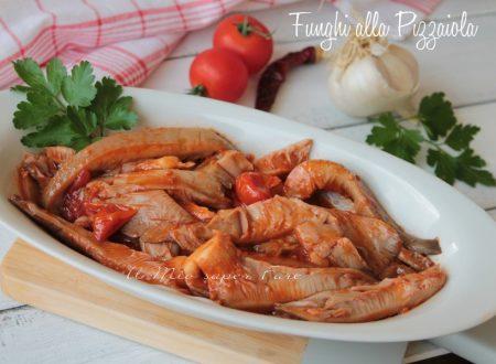 Funghi Pleurotus alla pizzaiola in padella ricetta gustosa