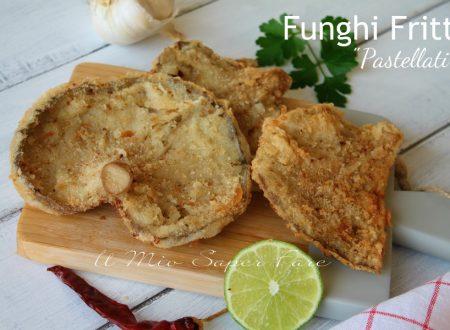 Funghi fritti pastellati dorati e croccanti ricetta furbissima