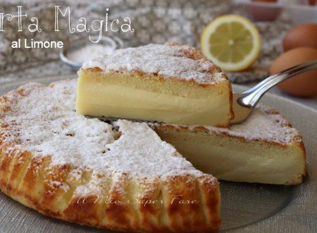 Torta magica ricetta perfetta con 3 strati soffici e cremosi