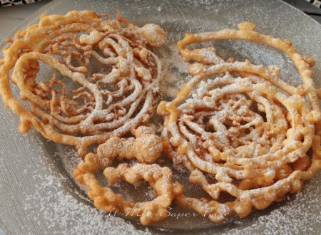 Strauben frittelle tirolesi | Ricetta frittelle con imbuto