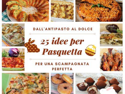 Ricette picnic di Pasquetta facili e veloci per un menù originale