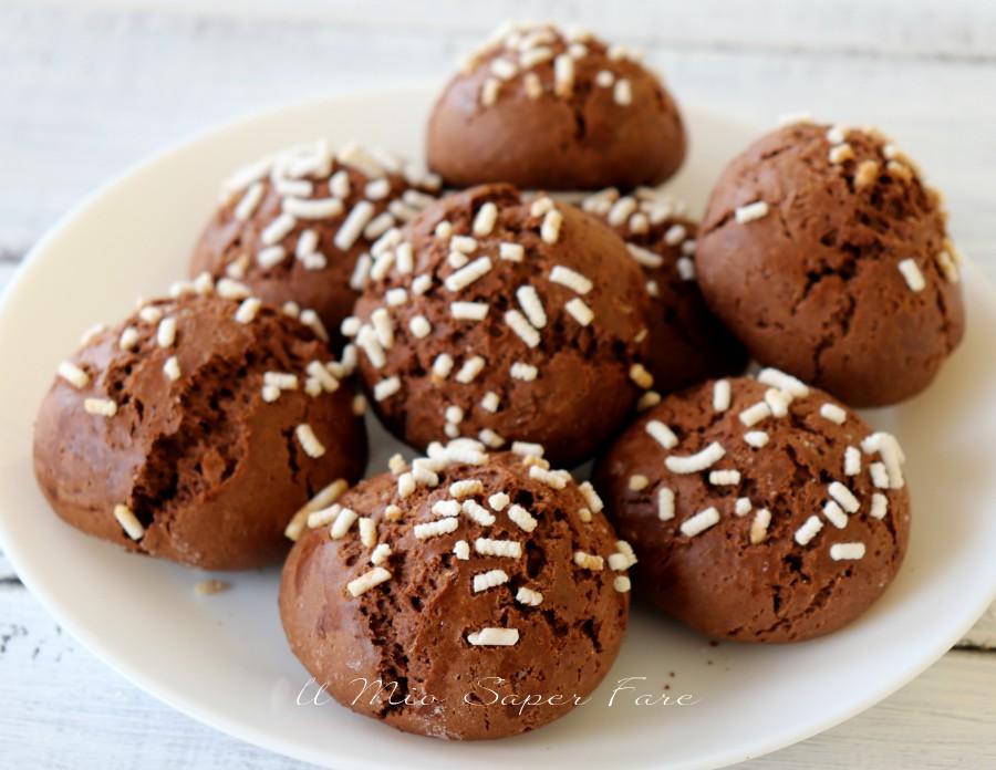 Inzupposi al cacao biscotti da latte fatti in casa ricetta il mio saper fare