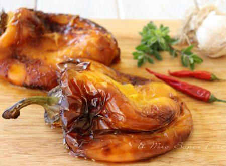Peperoni arrostiti con la friggitrice ad aria in solo 20 minuti