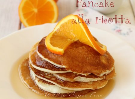 Pancake alla ricotta di Nigella ricetta senza zucchero