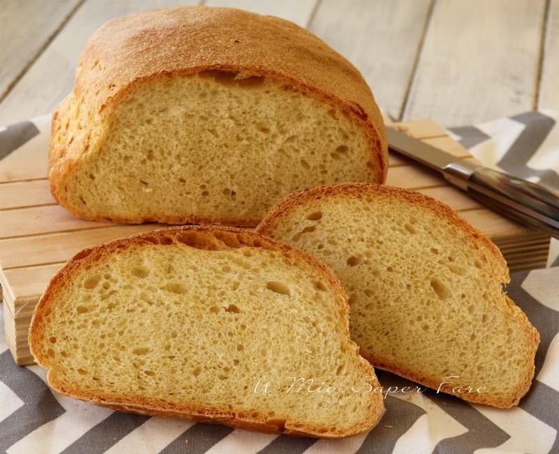 Pane di semola di grano duro rimacinata ricetta infallibile il mio saper fare