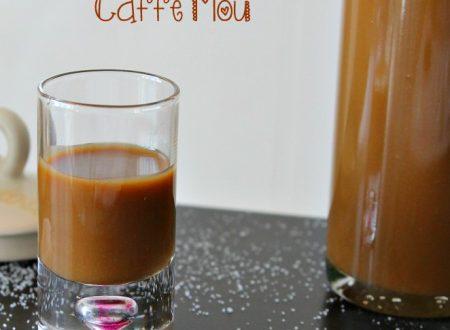 Liquore al caffe mou cremosissimo e goloso