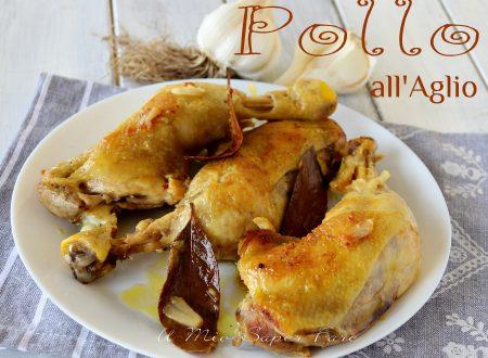 Pollo all'aglio succoso e morbido ricetta spagnola