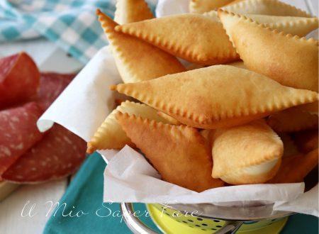Crescentine fritte ricetta con panna