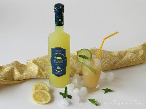 Cocktail dissetante yellow