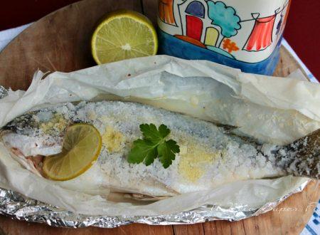 Come preparare il pesce al sale per una cottura perfetta
