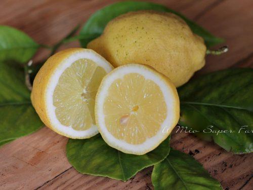 Come congelare i limoni senza buttare nulla