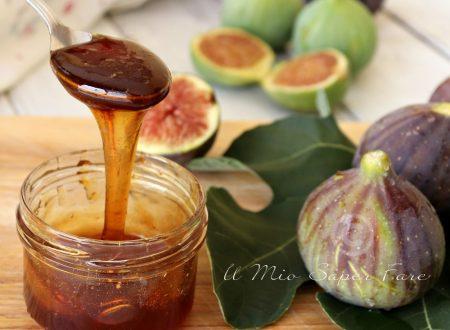 Vincotto di fichi ricetta miele di fichi