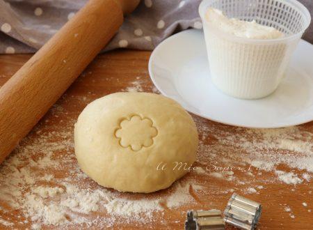 Pasta frolla alla ricotta ricetta facile