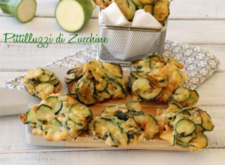 Frittelle di zucchine calabresi ricetta pittilluzzi