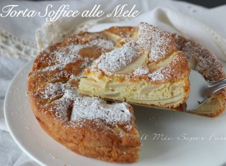 Torta soffice alle mele ricetta speciale
