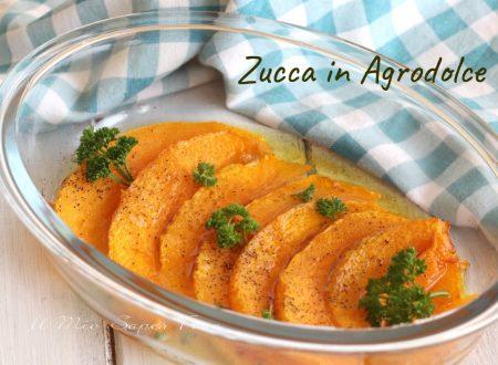 Zucca in agrodolce alla siciliana
