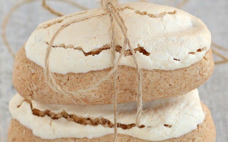 Torroncini abruzzesi ricetta spumini
