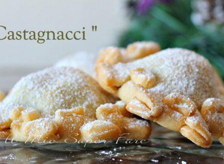 Castagnacci ricetta calzoncelli di castagne
