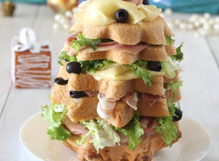 Pandoro salato ricetta pan canasta soffice